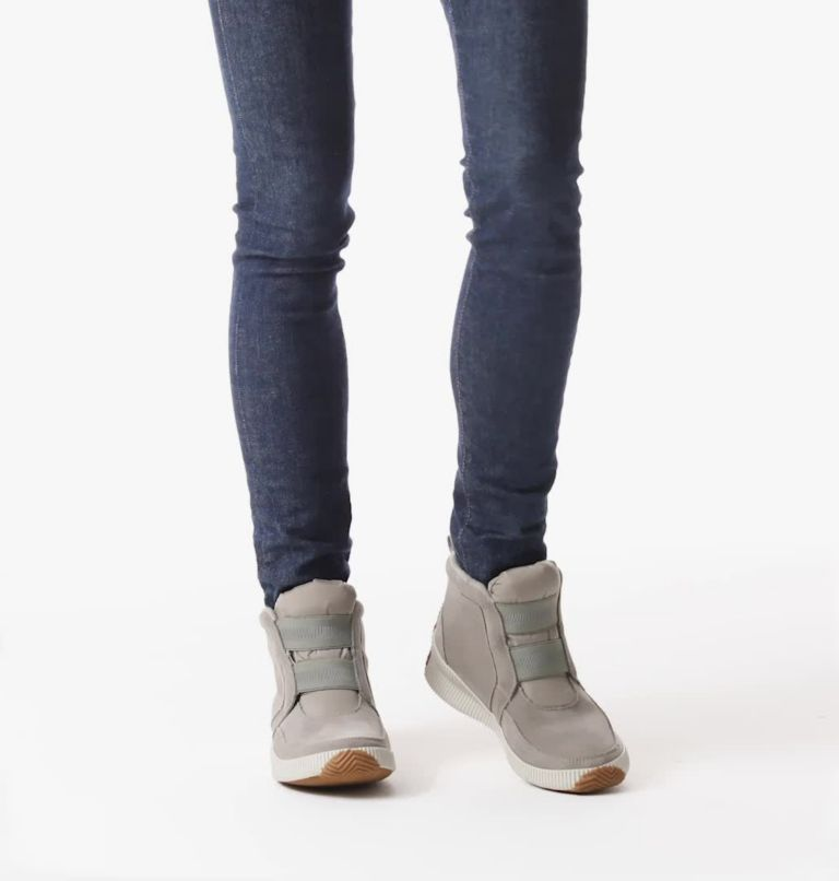 OUT N ABOUT™ PLUS MID | 005 | 7.5 Women's Out N About™ Plus Mid Boot, Kettle, video