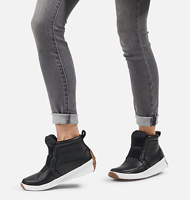 Women's Out N About™ Plus Mid Boot OUT N ABOUT™ PLUS MID | 005 | 10, Black, video