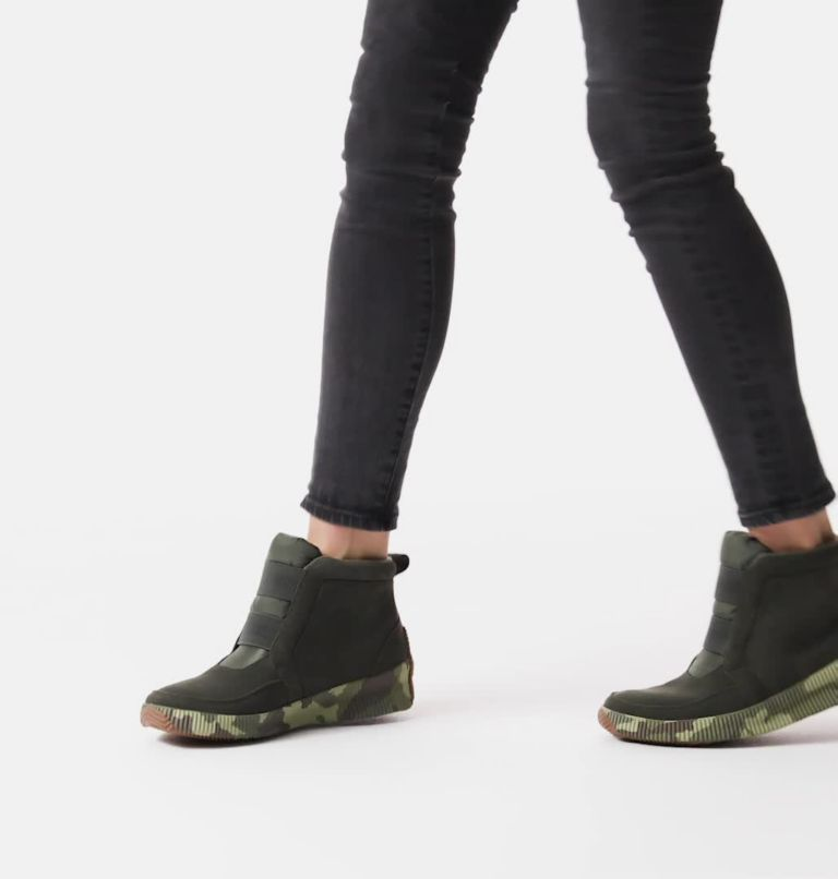 Women's Out N About™ Plus Mid Boot Women's Out N About™ Plus Mid Boot, video