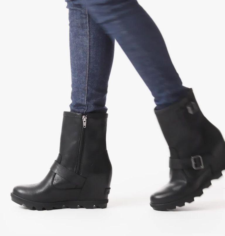 Women's Joan Of Arctic™ Wedge II Moto Boot Women's Joan Of Arctic™ Wedge II Moto Boot, video