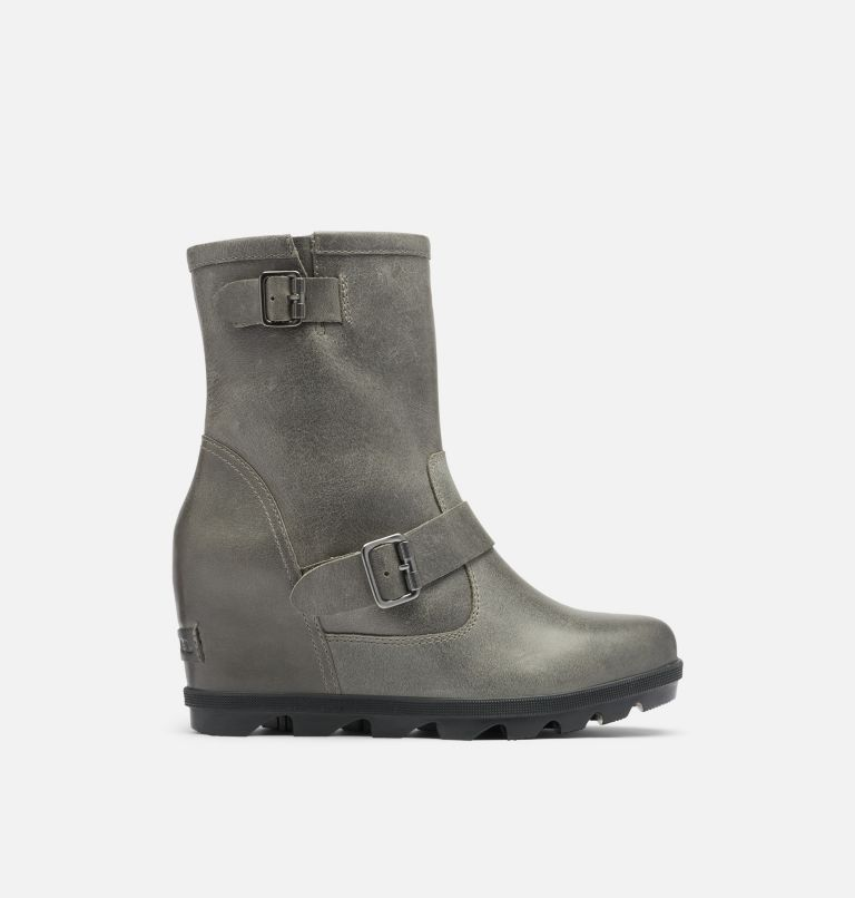 JOAN OF ARCTIC™ WEDGE II BOOT | 052 | 7 Women's Joan Of Arctic™ Wedge II Moto Boot, Quarry, front