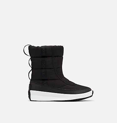 Women's Out N About™ Puffy Mid Boot OUT N ABOUT™ PUFFY MID | 010 | 10, Black, front
