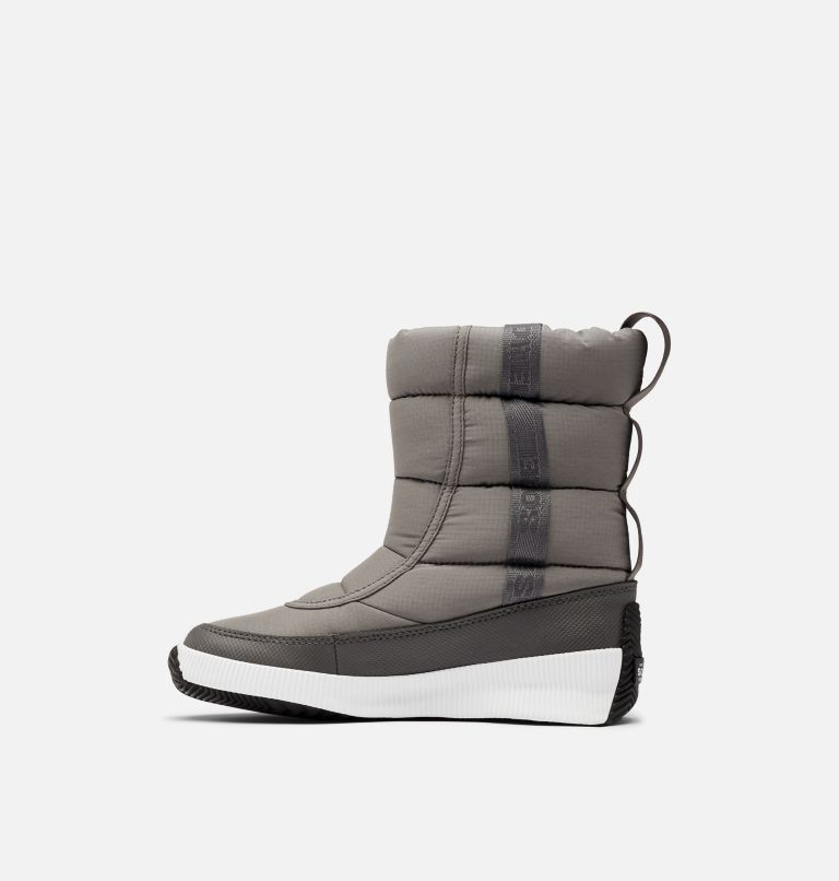 Women's Out N About™ Puffy Mid Boot Women's Out N About™ Puffy Mid Boot, medial