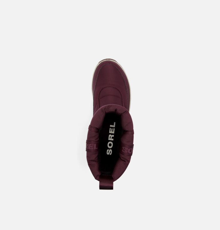 OUT N ABOUT™ PUFFY MID | 543 | 6.5 Women's Out N About™ Puffy Mid Boot, Epic Plum, top