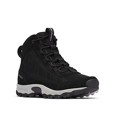 Youth Flow Borough Shoe  YOUTH FLOW™ BOROUGH MID | 010 | 1, Black, Steam, 3/4 front