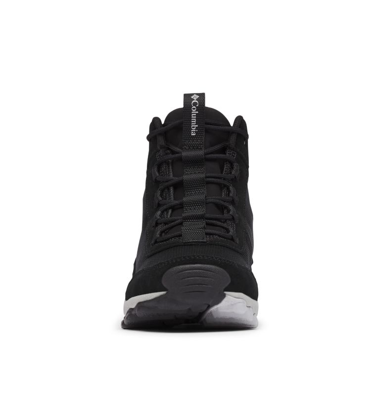 YOUTH FLOW™ BOROUGH MID | 010 | 2 Youth Flow Borough Shoe , Black, Steam, toe