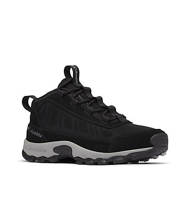 Youth Flow Borough Shoe YOUTH FLOW™ BOROUGH | 053 | 1, Black, Monument, 3/4 front
