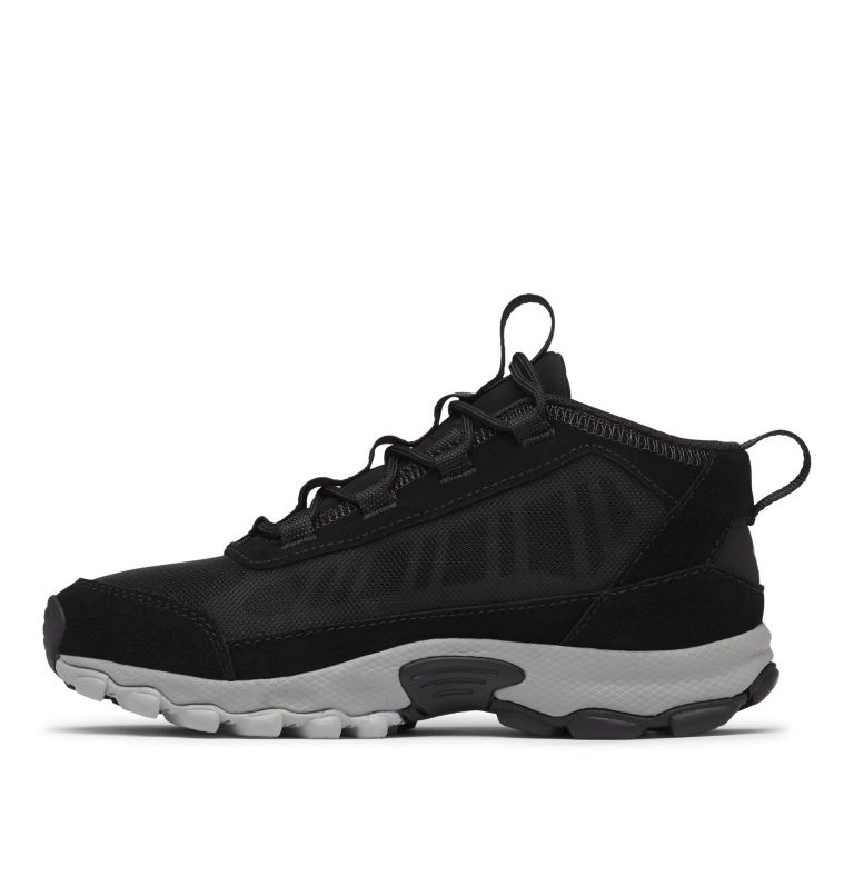 YOUTH FLOW™ BOROUGH | 010 | 2 Big Kids' Flow Borough™ Shoe, Black, Monument, medial