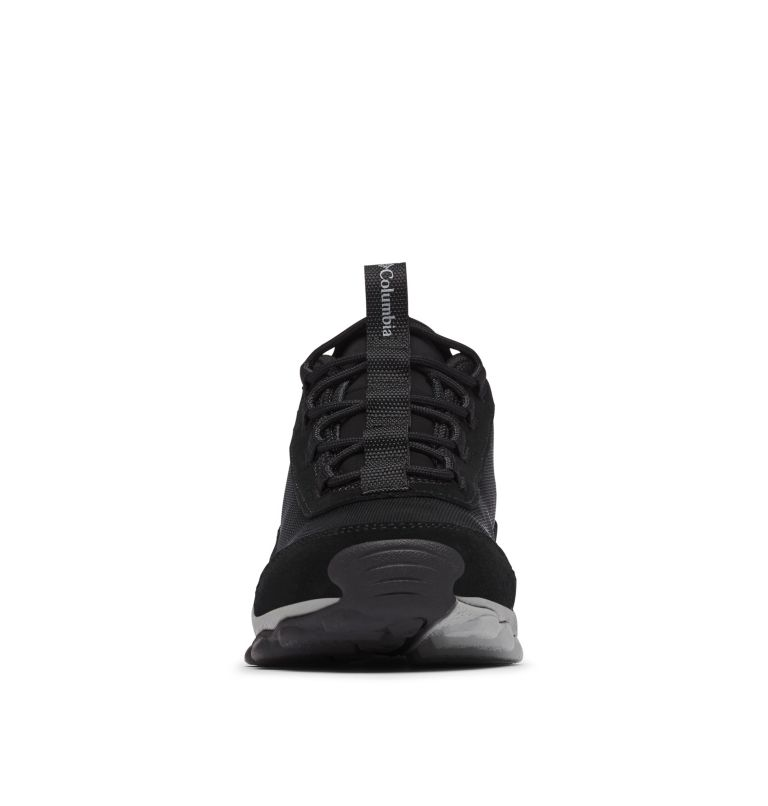 YOUTH FLOW™ BOROUGH | 010 | 2 Big Kids' Flow Borough™ Shoe, Black, Monument, toe
