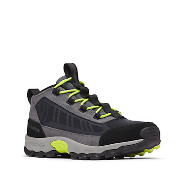 Youth Flow Borough Shoe YOUTH FLOW™ BOROUGH | 053 | 1, Graphite, Acid Green, 3/4 front