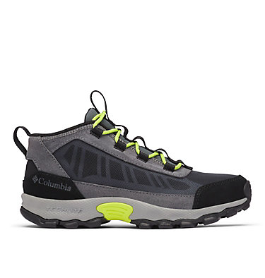 Youth Flow Borough Shoe YOUTH FLOW™ BOROUGH | 053 | 1, Graphite, Acid Green, front