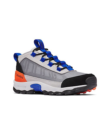 Big Kids' Flow Borough™ Shoe YOUTH FLOW™ BOROUGH | 088 | 1, Steam, Cobalt Blue, 3/4 front