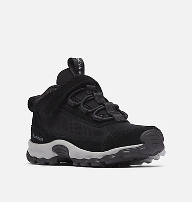 Flow Borough Schuhe für Kinder  CHILDRENS FLOW™ BOROUGH | 053 | 12.5, Black, Monument, 3/4 front