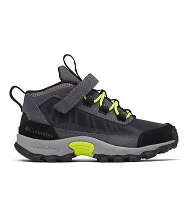Flow Borough Schuhe für Kinder  CHILDRENS FLOW™ BOROUGH | 053 | 12.5, Graphite, Acid Green, front