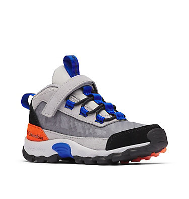 Little Kids' Flow Borough™ Shoe CHILDRENS FLOW™ BOROUGH | 088 | 10, Steam, Cobalt Blue, 3/4 front