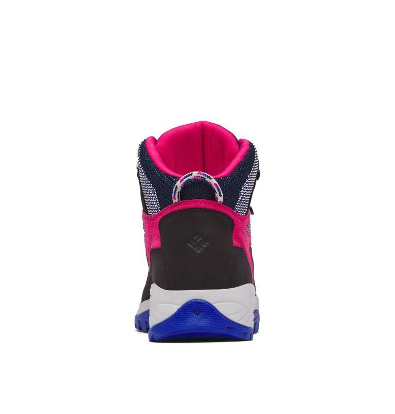 NEWTON RIDGE™ WP | 010 | 14 Men's Newton Ridge™ Waterproof Hiking Boot - Icons, Black, Cactus Pink, back