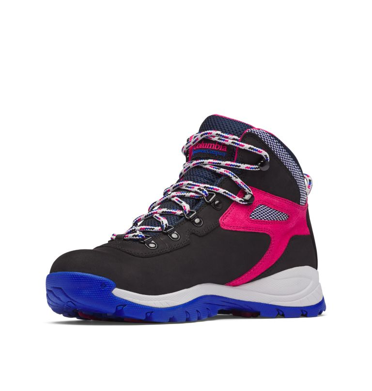 NEWTON RIDGE™ WP | 010 | 14 Men's Newton Ridge™ Waterproof Hiking Boot - Icons, Black, Cactus Pink