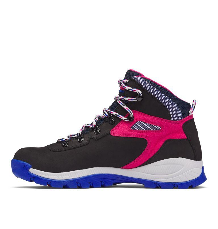 NEWTON RIDGE™ WP | 010 | 14 Men's Newton Ridge™ Waterproof Hiking Boot - Icons, Black, Cactus Pink, medial