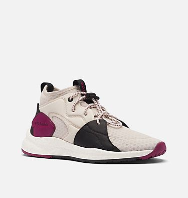 Women's SH/FT™ Mid Remix Shoe SH/FT™ MID REMIX | 010 | 10, Dark Stone, Red Onion, 3/4 front