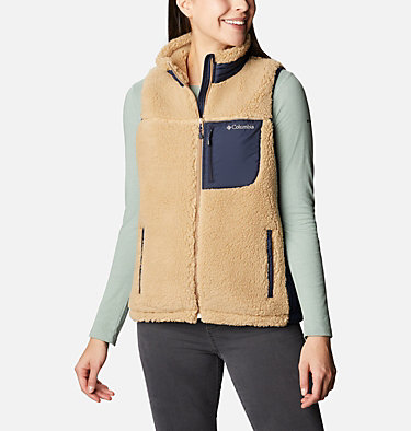 Women's Archer Ridge™ II Vest W Archer Ridge™ II Vest | 191 | L, Beach, Dark Nocturnal, front