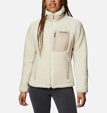 Women's Archer Ridge™ II Full Zip Jacket W Archer Ridge™ II FZ | 191 | L, Chalk, Ancient Fossil, front