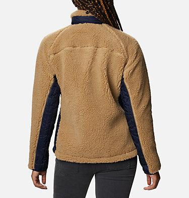 Women's Archer Ridge™ II Full Zip Jacket W Archer Ridge™ II FZ | 191 | L, Beach, Dark Nocturnal, back