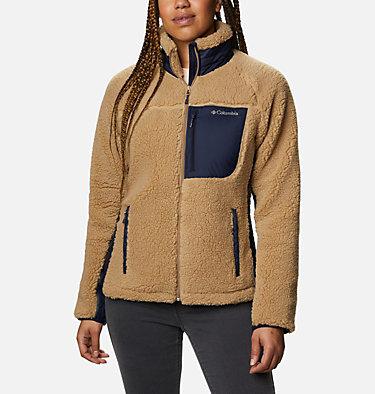 Women's Archer Ridge™ II Full Zip Jacket W Archer Ridge™ II FZ | 191 | L, Beach, Dark Nocturnal, front