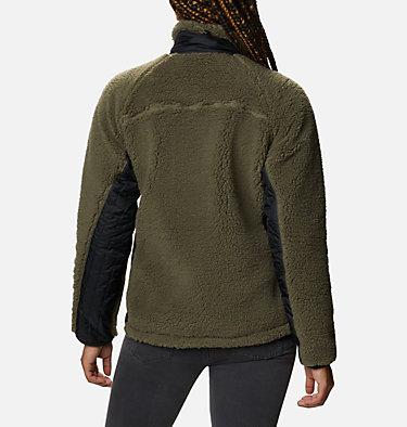 Women's Archer Ridge™ II Full Zip Jacket W Archer Ridge™ II FZ | 191 | L, Stone Green, Bright Geranium, back