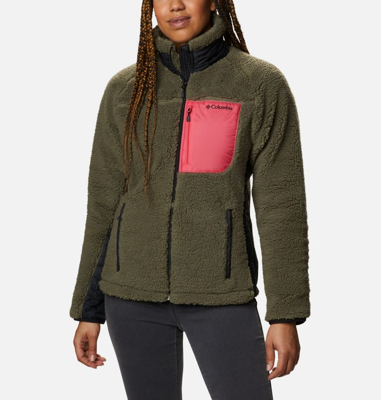 Women's Archer Ridge™ II Full Zip Jacket Women's Archer Ridge™ II Full Zip Jacket, front