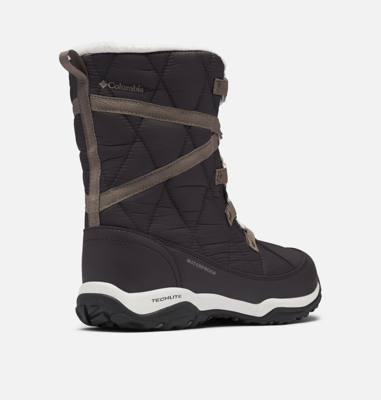 CASCARA™ OMNI-HEAT™ | 089 | 8.5 Women's Cascara™ Omni-Heat™ Boot, Dark Grey, Kettle, 3/4 back