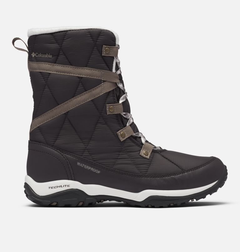 CASCARA™ OMNI-HEAT™ | 089 | 8.5 Women's Cascara™ Omni-Heat™ Boot, Dark Grey, Kettle, front