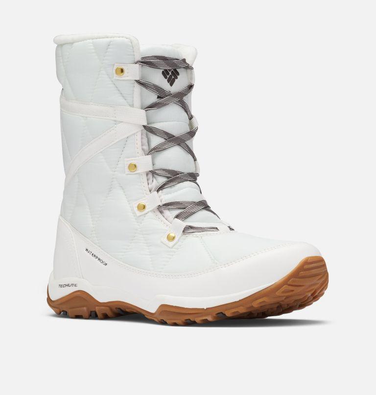 CASCARA™ OMNI-HEAT™ | 125 | 8 Women's Cascara™ Omni-Heat™ Boot, Sea Salt, Dark Grey, 3/4 front
