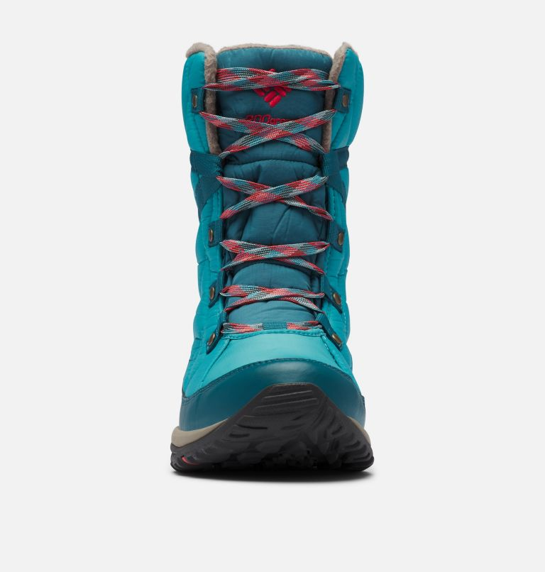 CASCARA™ OMNI-HEAT™ | 330 | 8.5 Women's Cascara™ Omni-Heat™ Boot, Teal, Poppy Red, toe