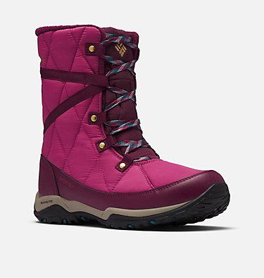 Women's Cascara™ Omni-Heat™ Boot CASCARA™ OMNI-HEAT™ | 330 | 10, Dark Fuchsia, River Blue, 3/4 front