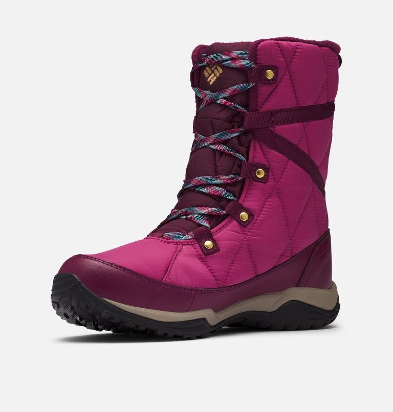 CASCARA™ OMNI-HEAT™ | 642 | 10 Women's Cascara™ Omni-Heat™ Boot, Dark Fuchsia, River Blue