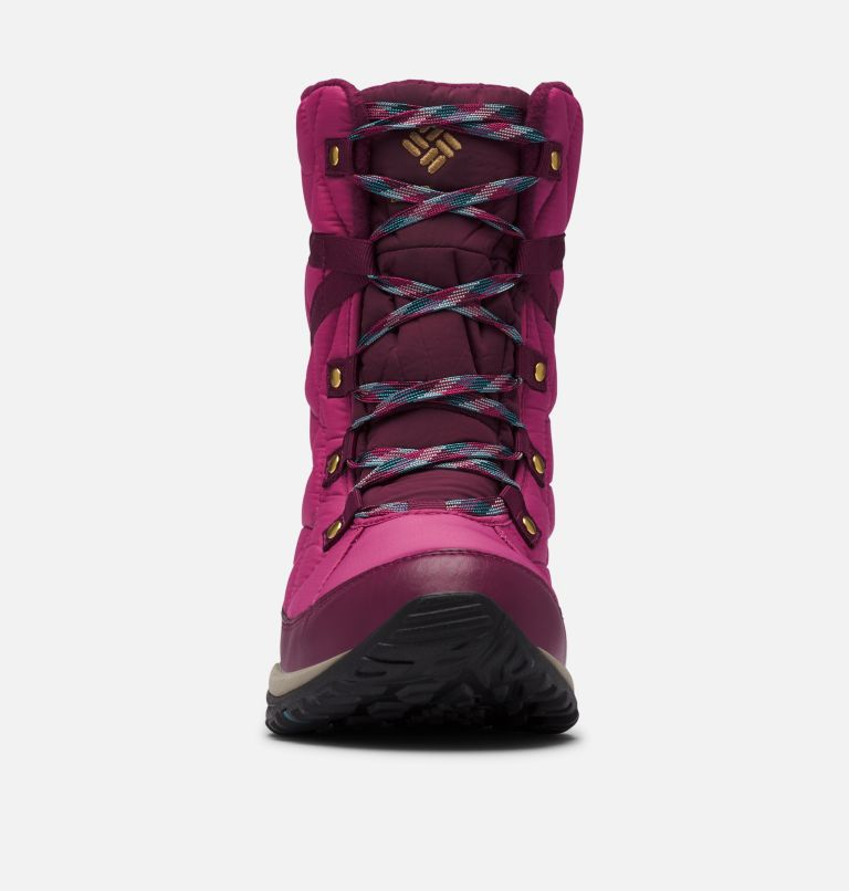 CASCARA™ OMNI-HEAT™ | 642 | 6 Women's Cascara™ Omni-Heat™ Boot, Dark Fuchsia, River Blue, toe