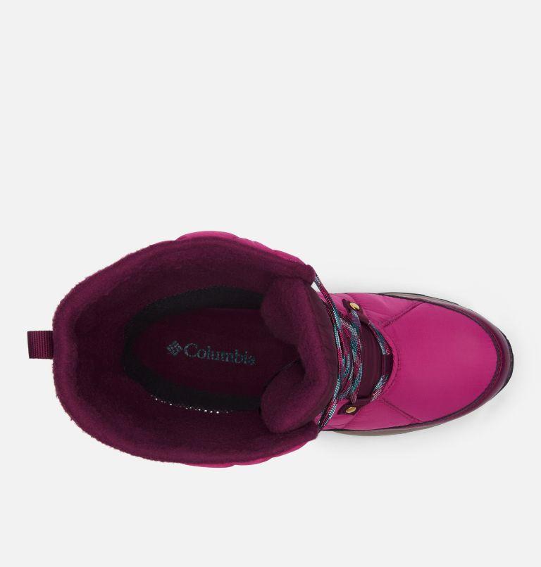 CASCARA™ OMNI-HEAT™ | 642 | 5 Women's Cascara™ Omni-Heat™ Boot, Dark Fuchsia, River Blue, top
