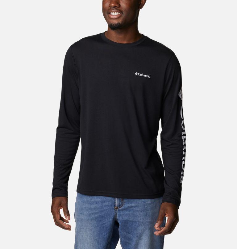Men's Marshall Valley™ Long Sleeve Logo Shirt Men's Marshall Valley™ Long Sleeve Logo Shirt, front