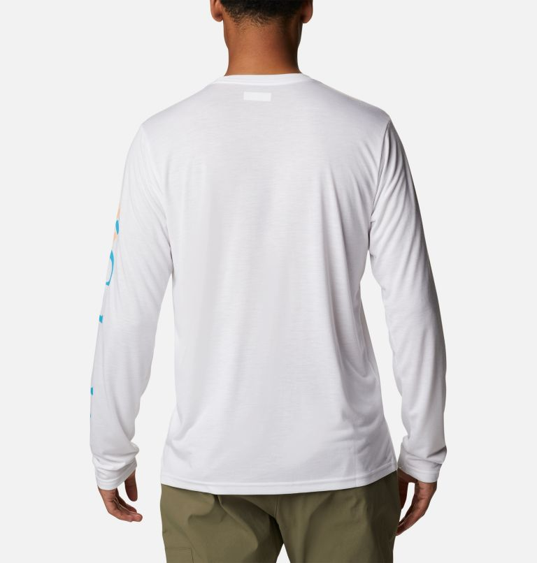 Men's Marshall Valley™ Long Sleeve Logo Shirt Men's Marshall Valley™ Long Sleeve Logo Shirt, back