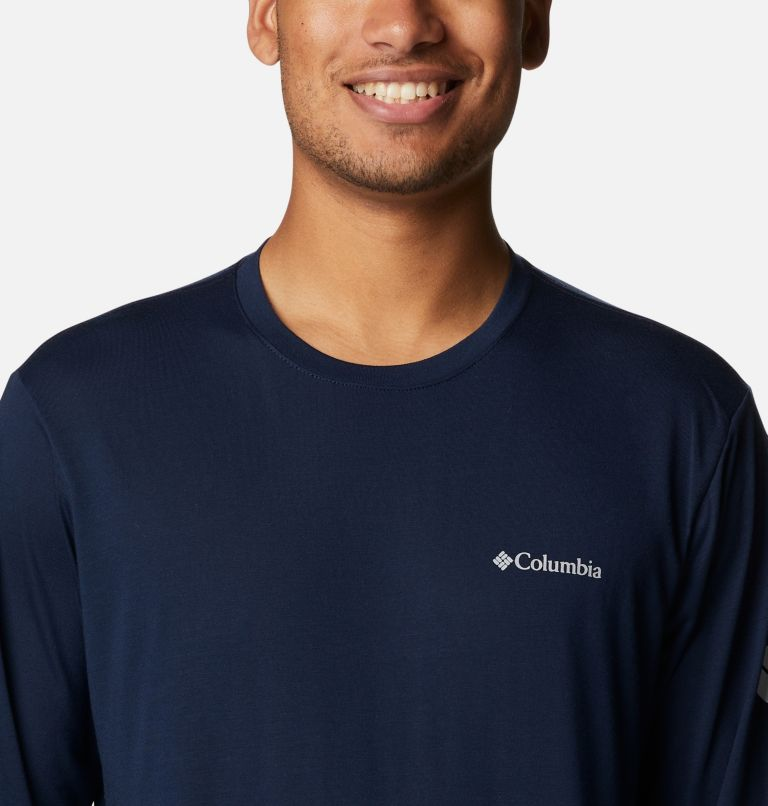 Men's Marshall Valley™ Long Sleeve Logo Shirt Men's Marshall Valley™ Long Sleeve Logo Shirt, a2