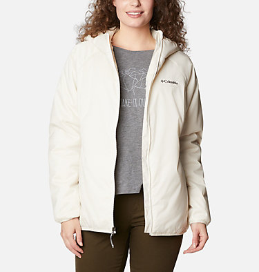 Women's Marble Ridge™ Plush Softshell Jacket Marble Ridge™ Plush Softshell | 010 | L, Chalk, front
