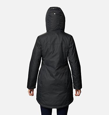 Women's Mountain City™ Long Jacket Mountain City™ Long Jacket   607   L, Black, back