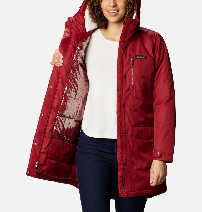 Women's Mountain City™ Long Jacket Women's Mountain City™ Long Jacket, a3