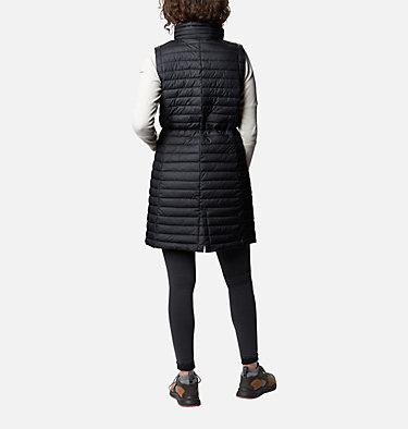 Women's White Out™ Long Vest White Out™ Long Vest | 032 | L, Black, back