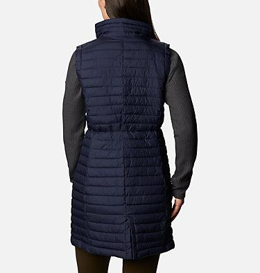 Women's White Out™ Long Vest White Out™ Long Vest | 032 | L, Dark Nocturnal, back