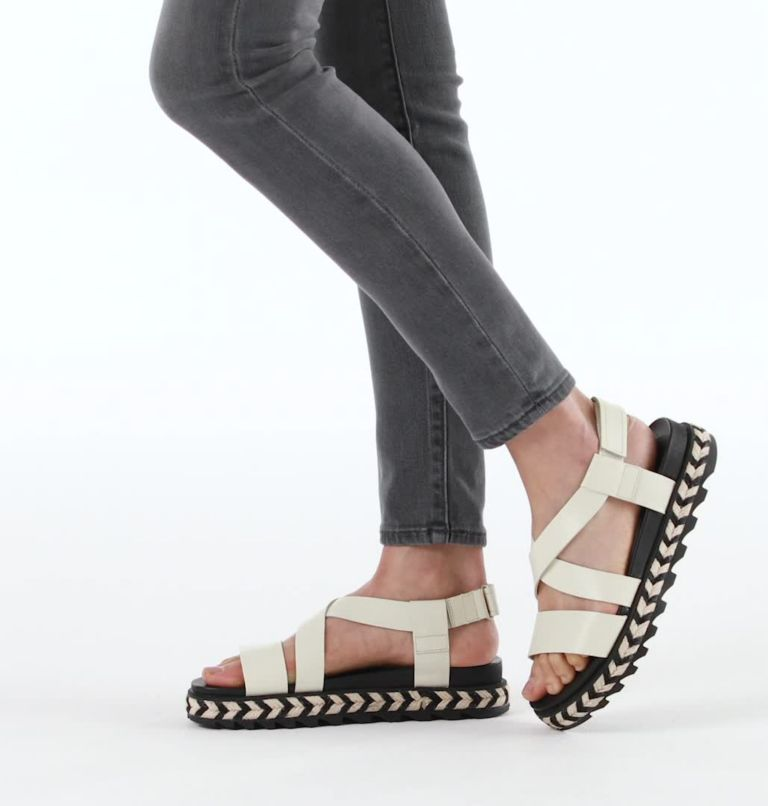 Sandale à lanières croisées Roaming™ pour femme Sandale à lanières croisées Roaming™ pour femme, video