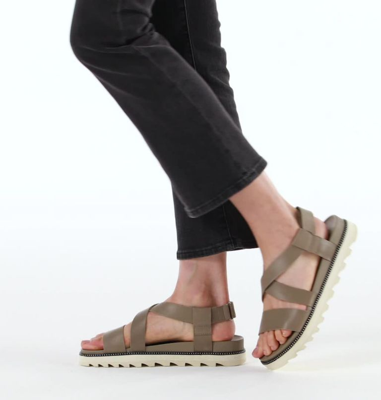Womens Roaming™ Criss Cross Sandal Womens Roaming™ Criss Cross Sandal, video