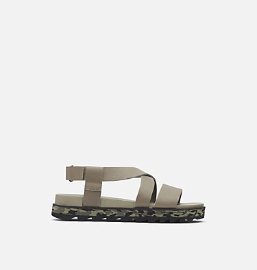 Women's Roaming™ Criss Cross Sandal ROAMING™ CRISS CROSS SANDAL | 125 | 5, Sage, front