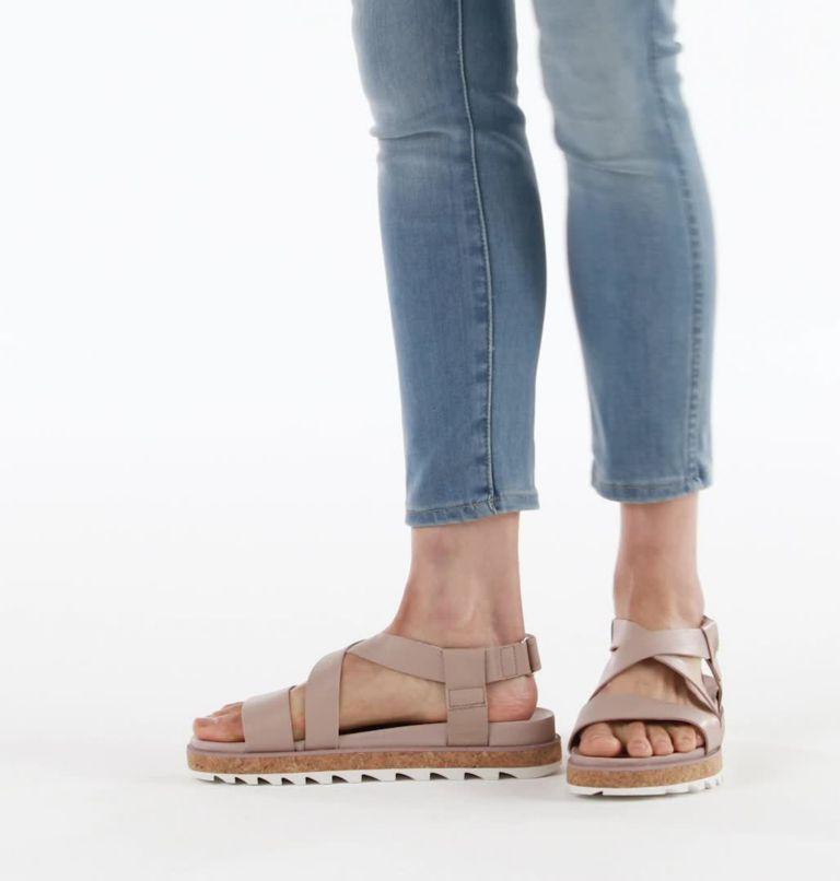 Womens Roaming™ Criss Cross Sandal Womens Roaming™ Criss Cross Sandal, video