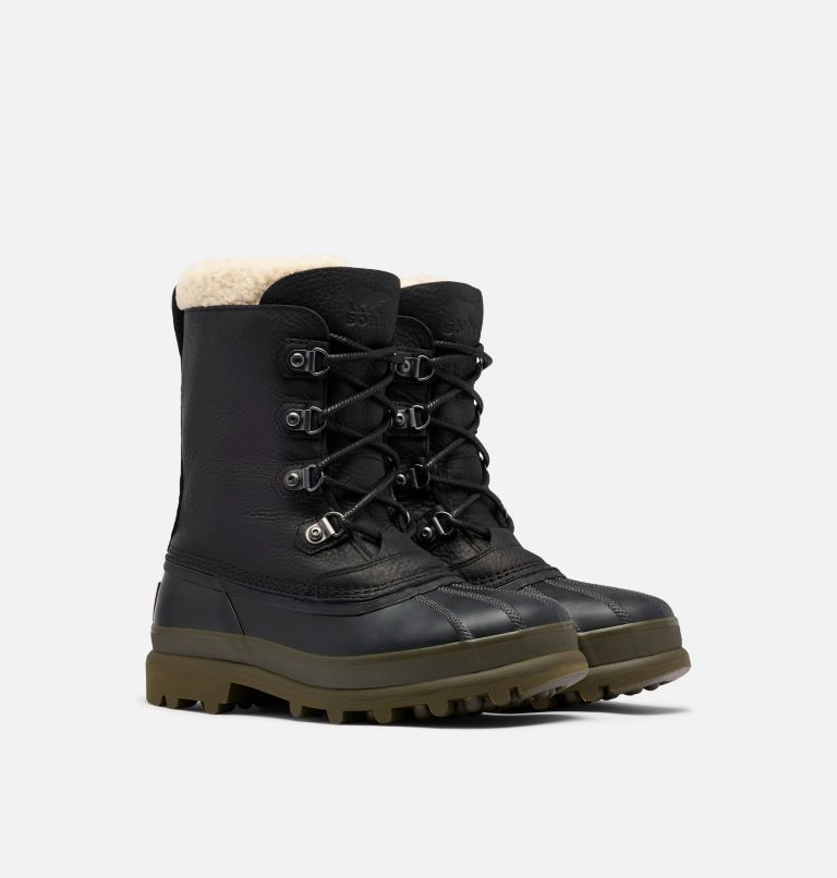 Men's Caribou™ Stack Boot Men's Caribou™ Stack Boot, 3/4 front